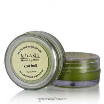 Бальзам для губ Киви Кхади (Herbal Lip Balm Kivi Khadi) 10 гр