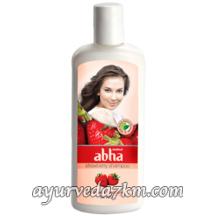 Шампунь и кондиционер Абха Клубника 200 мл Shampoo & conditioner Abha Strawberry Sahul