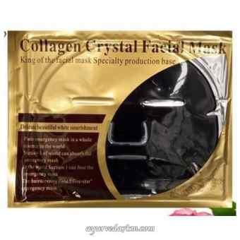 Маска для лица Collagen Crystal Facial Mask Коллагеновая маска