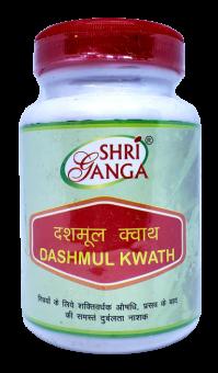 Дашамул порошок 100 г -Dashmul kwath Shriganga