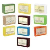 Набор мыла Аромат Фруктовый Кхади 10 шт (Soap set Aroma Khadi Natural)