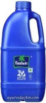 Кокосовое масло 1 лит Coconut oil Parachute