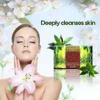 Натуральное мыло Анти-акнеЧайное дерево Ваади (Anti-acne soap 75 g Vaadi herbals)