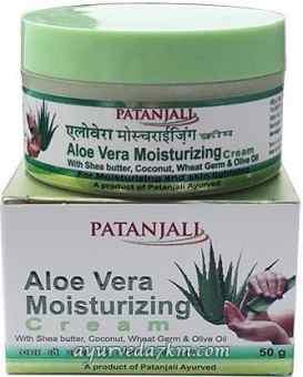 Увлажняющий крем Патанджали с Алое вера 50 г Moisturizer cream, Patanjali до 06-2019