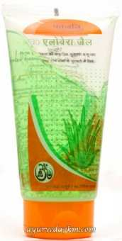Гель для умывания Алое Вера, 150 мл Aloe Vera gel Patanjali,150 ml