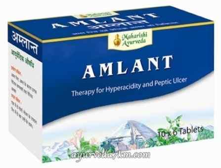 Амлант 60 капсул -Amlant, Maharishi Ayurveda