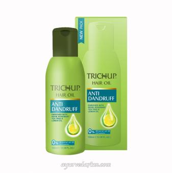Масло против перхоти Тричап (Trichup Anti - Dandruff Oil), 100 мл