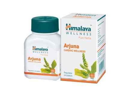 Арджуна 60 капсул Arjuana Himalaya