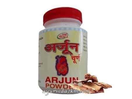Арджуна порошок 100 г Arjuna Powder Shriganga