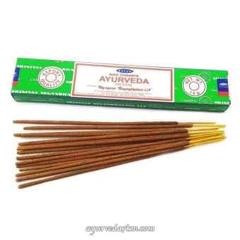 Благовоние традиционная аюрведа 15 г, сатья (traditional ayurveda 15 g, satya)