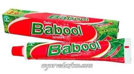 Зубная паста Babool Dabur 100 гр