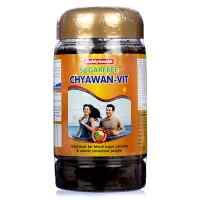 Чаванпраш без сахара 500 г  Chyawan Vit Sugarfree Baidyanath