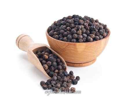 Черный перец Горошек Black pepper 100 грм