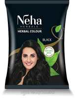 Черная хна для волос Neha Black Mehndi 20 гр