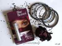 """Каджал (сурьма в карандаше с точилкой) """"Blue Heaven"""" (черная) 3 гр"""