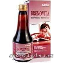 Бреновита сироп 200 мл Brenovita Sahul ((Просрочен))