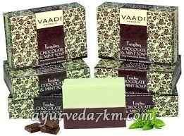 Мыло шоколад и мята, (Chocolate Mint soap )75г