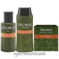 Тричуп набор - от выпадения волос Шампунь  200 мл+масло 100 мл+60 Таблет