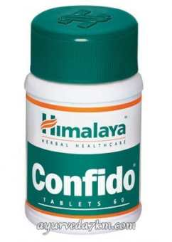 Конфидо 60 таб ( для возобновления мужских половых функций) Confido 60 tab Himalaya