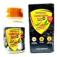 Куркумин-Голд 95 Patanjali Curcumin Gold 95  60 таб