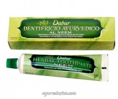 зубная паста Ним- Neem Dabur