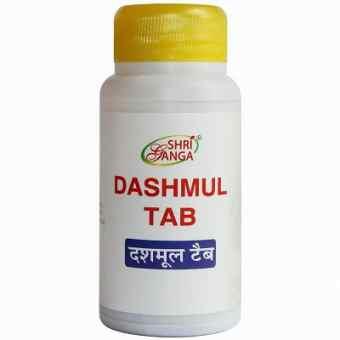 Дашамул 100 таб -Dashmul Tab Shriganga