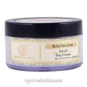 Крем Кхади дневной травяной, Khadi Herbal Day cream , 50 гр