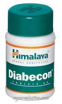 Диабикон 60 таб-Diabecon Himalaya
