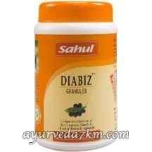 Диабиз гранул 100г-Diabiz Sahul