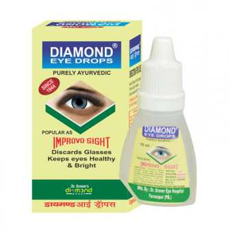 Глазные капли Даймонд Алмаз 10 мл (Diamond Eye Drops)