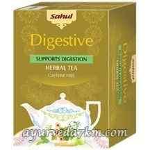 Аюрведический чай Диджестив сахул Digestiv Herbal Tea,Sahul