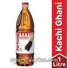 Горчичное Масло -Mustard Oil 1 лт fortune