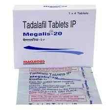 Тадалафил 10 мг - для потенции 4 таб