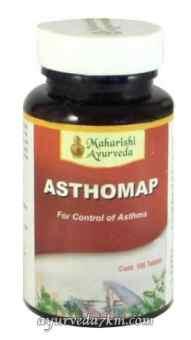 Аштомап 100 таблет Asthomap Maharishi Ayurveda