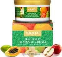 Крем для массажа Свежие фрукты 90 грм Fresh Fruit Massage cream Vaadi Herbal
