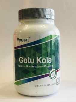 Готу Кола - Gotu Kola Ayusri 60 кап