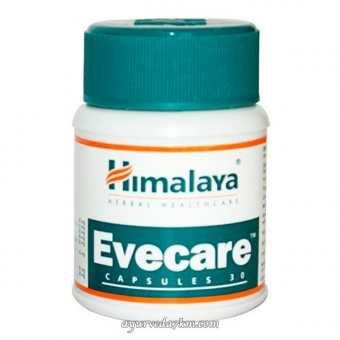 Ивкер(лечение дисменореи и предменструального синдрома) Evecare Himalaya 30 таб.