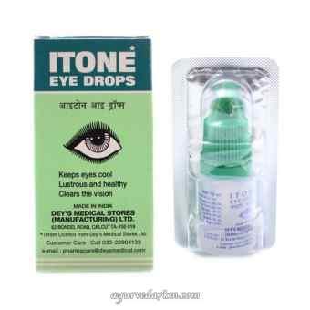 Глазные капли Айтон -Itone eye drop