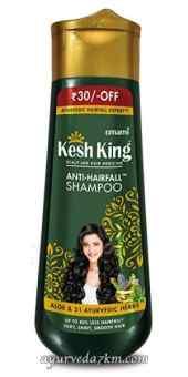 Кешь Кинг шампунь против выпадения волос 200 мл Kesh king Anti-Hairfall Shampoo 200 ml