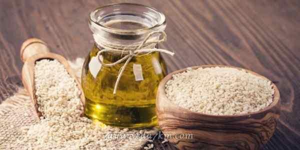 Кунжутное масло -Sesame oil 500 мл