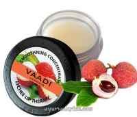 Бальзам для губ с личи 6 грм  Lip Balm Lychee Vaadi Herbal