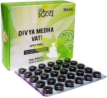 Медха Вати, Патанжали 120 таб (Divya Medha Vati Patanjali)