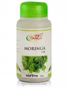 Моринга, Шри Ганга 60 таб  Moringa, Shri Ganga 60 tab