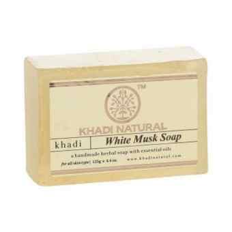 "Натуральное мыло ""Муск"" 125 г, Кхади (Musk soap Khadi)"