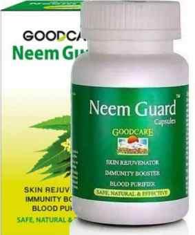 Ним Гард Neem Guard Baidyanath 60 кап