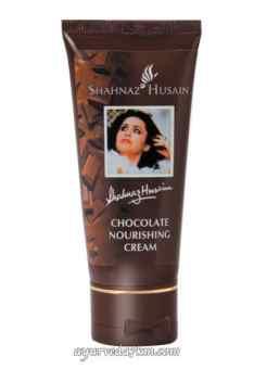 Увлажняющий шоколадный крем Shahnaz Husain Chocolate Moisturizing Cream