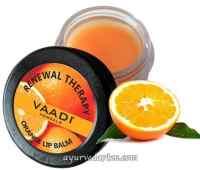 Бальзам для губ Апельсин 6 грм Lip Balm Orange Vaadi Herbal