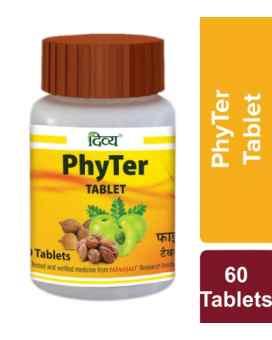 ФиТер 60 таб Патанджали Phyter 60 tab., Patanjali