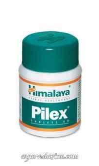 Пайлекс 60 таблет Pilex Tab Himalaya