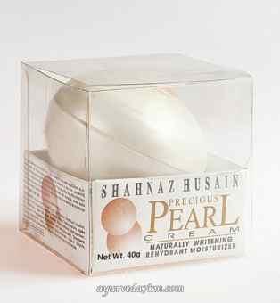 Жемчужный крем 40 г Shahnaz Husain Pearl Cream